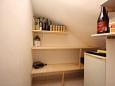Šišan, Kuchyně u smještaju tipa apartment, WIFI.
