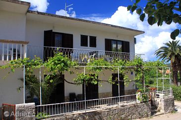 Property Jelsa (Hvar) - Accommodation 123 - Apartments near sea with pebble beach.