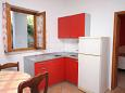 Kitchen - Apartment A-124-b - Apartments and Rooms Zavala (Hvar) - 124