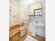 Bathroom - Apartment A-124-b - Apartments and Rooms Zavala (Hvar) - 124