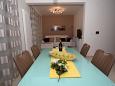 Zagreb, Dining room u smještaju tipa apartment, WIFI.