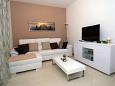 Zagreb, Living room u smještaju tipa apartment, WIFI.