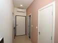 Zagreb, Hallway u smještaju tipa apartment, dostupna klima i WIFI.