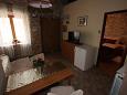 Obývací pokoj - Apartmán A-12983-a - Ubytování Loborika (Pula) - 12983