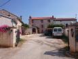 Parkoviště Loborika (Pula) - Ubytování 12983 - Ubytování s oblázkovou pláží.