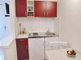 Kitchen - Studio flat AS-133-b - Apartments Lumbarda (Korčula) - 133
