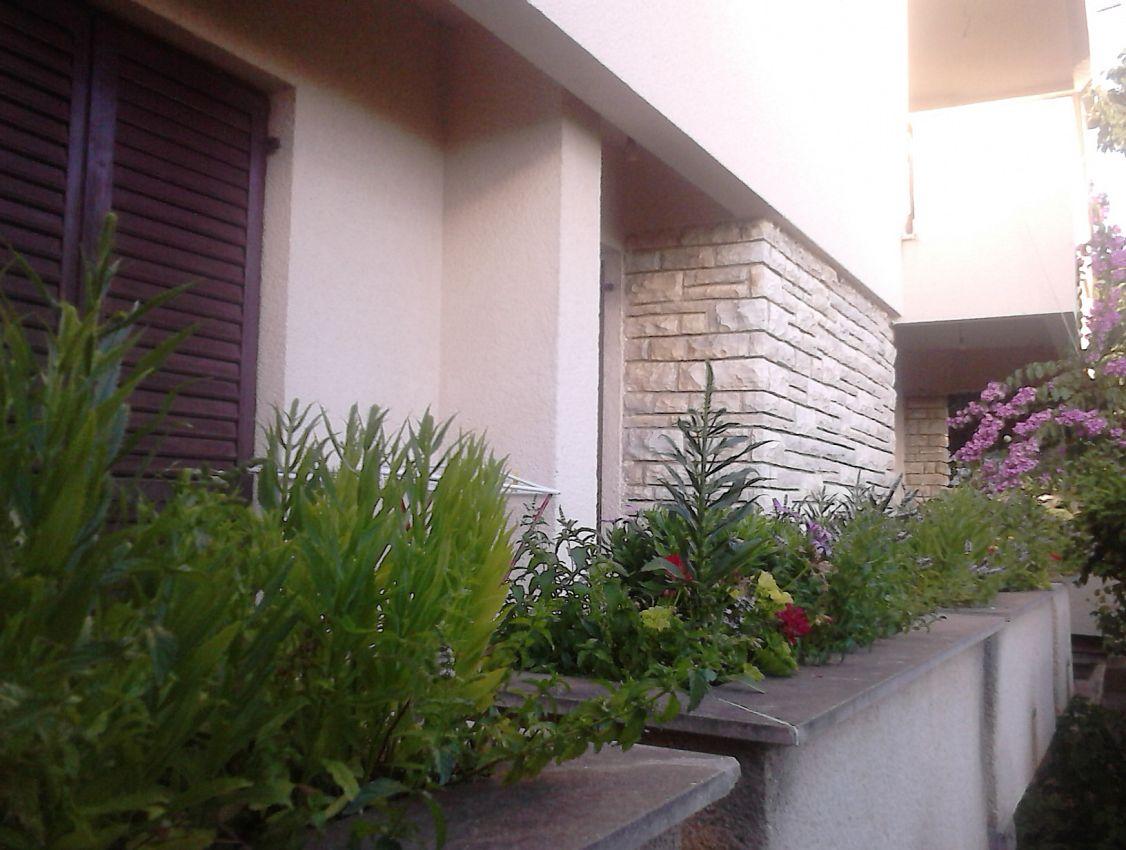 Apartmány s parkoviskom v meste Zadar - Diklo - 13327