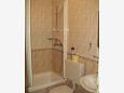 Jelsa, Bathroom 3 u smještaju tipa apartment, dopusteni kucni ljubimci i WIFI.