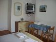 Bedroom - Studio flat AS-134-a - Apartments Jelsa (Hvar) - 134