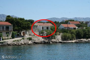 Property Sućuraj (Hvar) - Accommodation 136 - Apartments near sea.