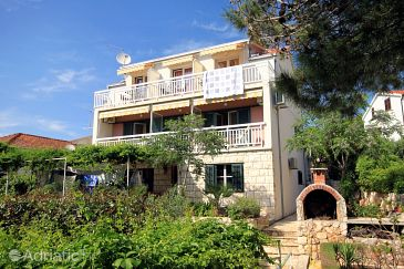 Property Hvar (Hvar) - Accommodation 143 - Apartments and Rooms near sea with pebble beach.