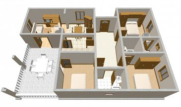 Apartment A-147-a - Apartments Brna (Korčula) - 147