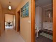 Hallway - Apartment A-176-b - Apartments Prižba (Korčula) - 176