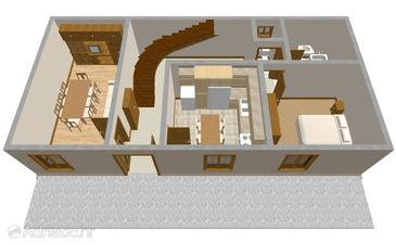 Apartment A-179-a - Apartments Lumbarda (Korčula) - 179