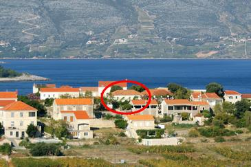 Obiekt Lumbarda (Korčula) - Zakwaterowanie 179 - Apartamenty z piaszczystą plażą.