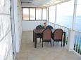 Terrace 1 - Apartment A-182-a - Apartments Zavalatica (Korčula) - 182