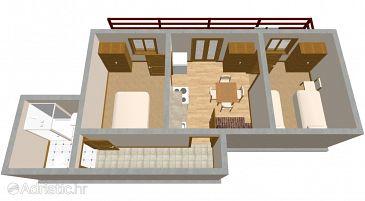 Apartment A-190-a - Apartments Zavalatica (Korčula) - 190