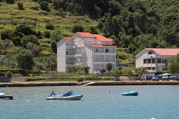 Supetarska Draga - Donja, Rab, Property 2001 - Apartments and Rooms blizu mora with sandy beach.