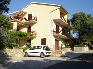 Property Supetarska Draga - Gonar (Rab) - Accommodation 2002 - Apartments and Rooms near sea with sandy beach.