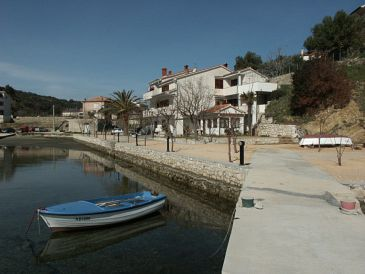 Supetarska Draga - Donja, Rab, Property 2004 - Apartments blizu mora.