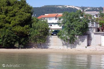 Property Banjol (Rab) - Accommodation 2008 - Apartments and Rooms near sea with sandy beach.
