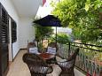 Terrace - Apartment A-2034-a - Apartments Poljica (Trogir) - 2034