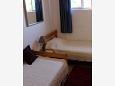 Bedroom 2 - Apartment A-2037-b - Apartments Seget Vranjica (Trogir) - 2037