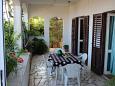 Terrace - Apartment A-2037-b - Apartments Seget Vranjica (Trogir) - 2037