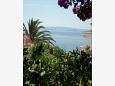 Terrace - view - Apartment A-2037-b - Apartments Seget Vranjica (Trogir) - 2037