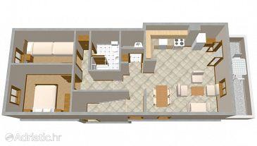 Apartment A-204-c - Apartments Mandre (Pag) - 204
