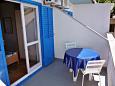 Terrace - Room S-206-e - Rooms Metajna (Pag) - 206