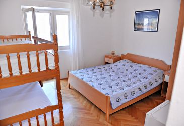Room S-206-f - Rooms Metajna (Pag) - 206