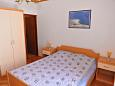 Bedroom - Room S-206-g - Rooms Metajna (Pag) - 206