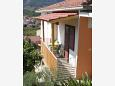 Balcony - Studio flat AS-2062-c - Apartments Jelsa (Hvar) - 2062