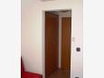 Uvala Pokrivenik, Bedroom u smještaju tipa apartment, dostupna klima i dopusteni kucni ljubimci.