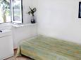 Rastići, Bedroom u smještaju tipa studio-apartment, dostupna klima, dopusteni kucni ljubimci i WIFI.