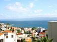 Balcony 2 - view - Apartment A-2086-d - Apartments Podstrana (Split) - 2086