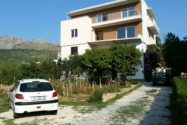 Property Podstrana (Split) - Accommodation 2087 - Apartments near sea with pebble beach.