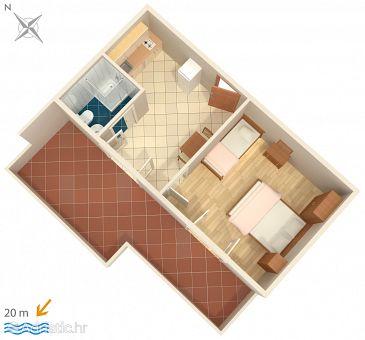 Apartment A-209-b - Apartments Metajna (Pag) - 209