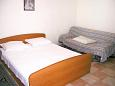 Bedroom 1 - Apartment A-209-d - Apartments Metajna (Pag) - 209