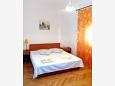 Bedroom - Room S-2099-b - Apartments and Rooms Sumpetar (Omiš) - 2099