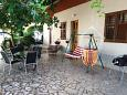 Courtyard Sumpetar (Omiš) - Accommodation 2099 - Apartments and Rooms near sea with pebble beach.