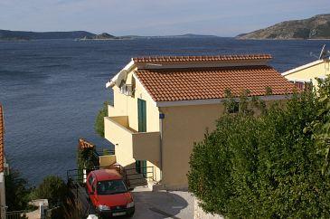 Obiekt Okrug Donji (Čiovo) - Zakwaterowanie 2101 - Apartamenty blisko morza.