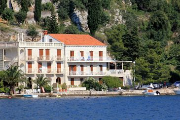 Property Zaton Mali (Dubrovnik) - Accommodation 2106 - Apartments near sea.