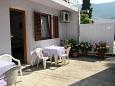 Terrace - Studio flat AS-2107-a - Apartments Zaton Veliki (Dubrovnik) - 2107