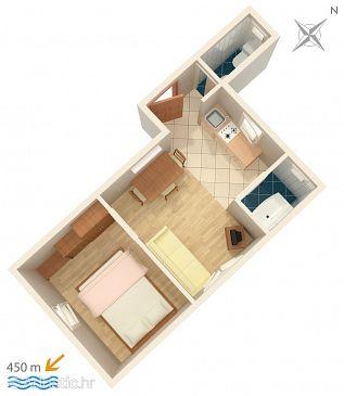 Apartment A-2108-b - Apartments Dubrovnik (Dubrovnik) - 2108