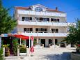 Property Novalja (Pag) - Accommodation 211 - Apartments with pebble beach.