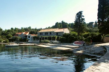 Property Zaton Veliki (Dubrovnik) - Accommodation 2110 - Apartments and Rooms near sea.