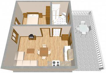 Apartment A-2116-a - Apartments Cavtat (Dubrovnik) - 2116