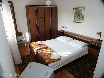 Cavtat, Bedroom u smještaju tipa room, dostupna klima i WIFI.